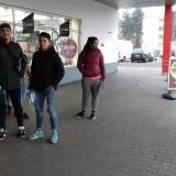Anketa před supermarketem - Senioři o Vánocích (4)