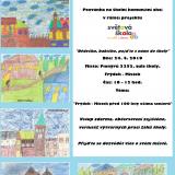 Pozvánka na školní komunitní akci 24. 4. 2019